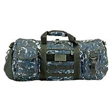 The Tactical Duffle Bag - Blue Digital Camo