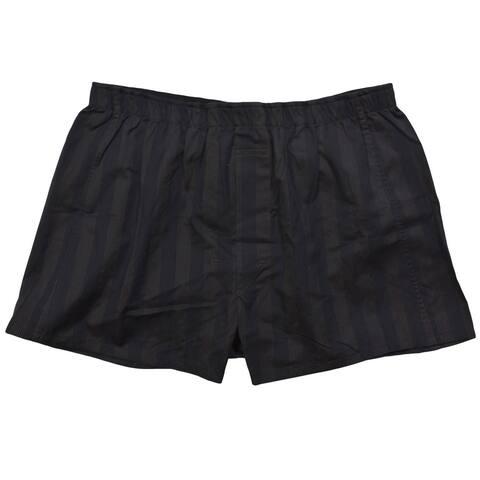 Grigio Perla Black Striped Boxer S