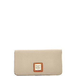 Dooney & Bourke Pebble Grain Slim Phone Case (Introduced by Dooney & Bourke at $68 in Sep 2014) - Smoke