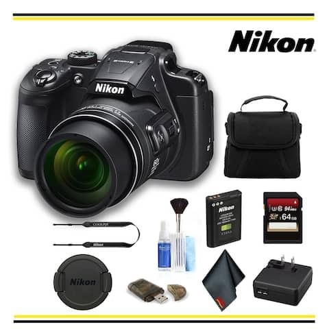 Nikon COOLPIX B700 Digital Camera (26510) Starter Bundle -