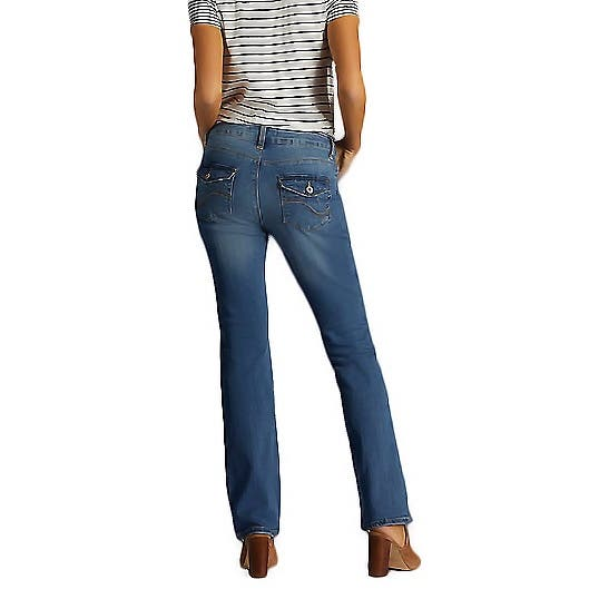 dcba2b8690c Shop Lee Women's Platinum Label Avery Curvy Bootcut Jeans - Free ...