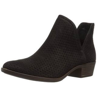 f29b56ba3b022 Buy Lucky Brand Women s Boots Online at Overstock