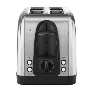 """""""Brentwood 2 Slice Toaster Extra Functional Toaster"""""""