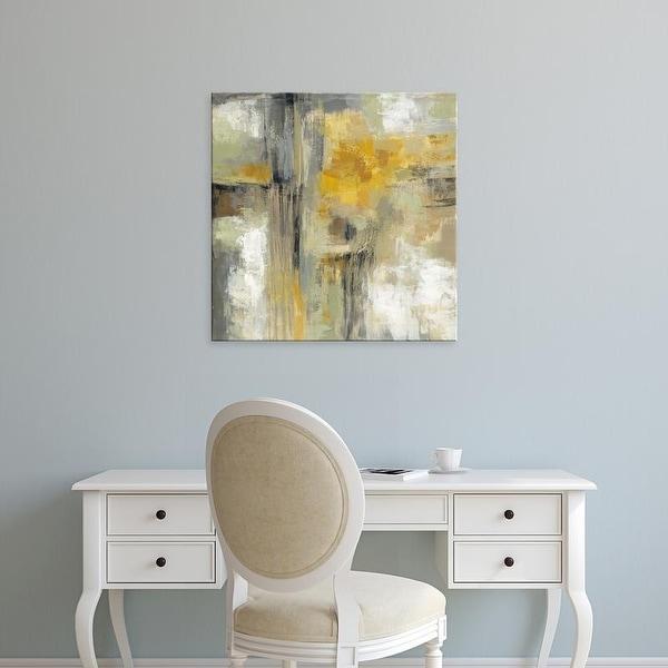 Easy Art Prints Silvia Vassileva's 'Sun and Rain' Premium Canvas Art