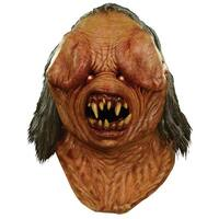 Clive Barker's Nightbreed Full Adult Costume Mask Berzerker - Orange