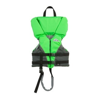 Coleman Heads-Up Type ll Child Life Vest Green 2000013195