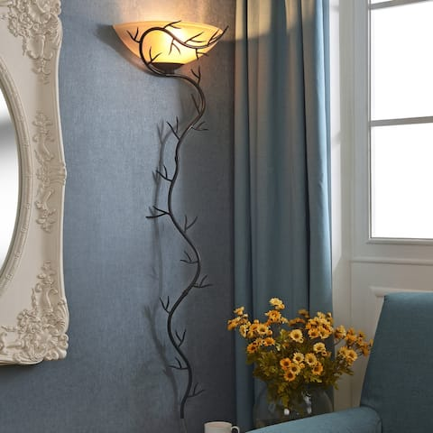 Carbon Loft Edmund Bronze 1-light Wallchiere