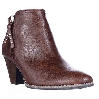 Dr. Scholl's Casey Ankle Boots - Whiskey