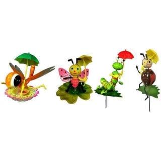 Assorted Garden Stake Decoration -  24 Units