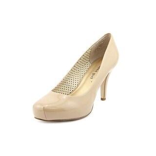 Madden Girl Getta   Round Toe Synthetic  Heels