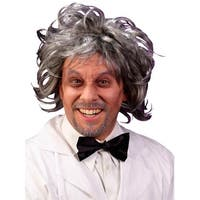 Mad Scientist Wig for Mens Halloween Costume