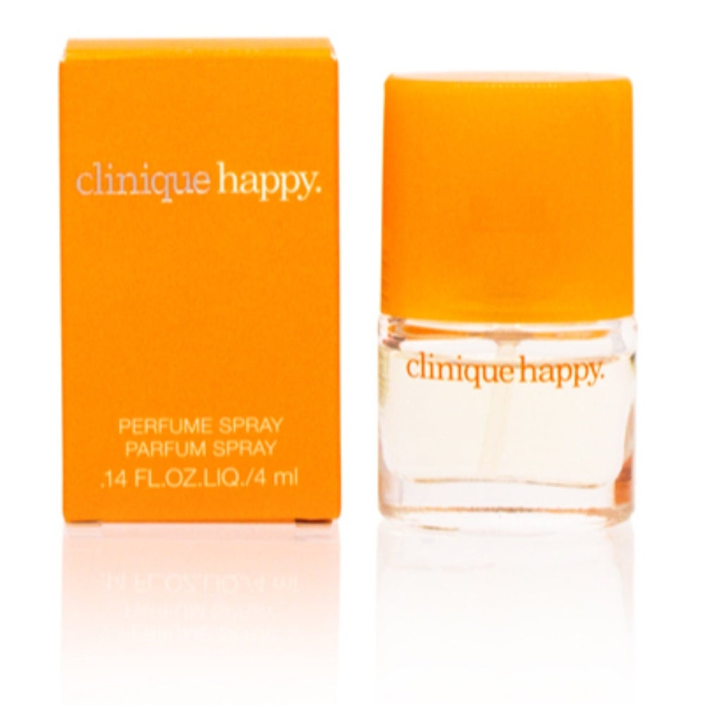Happy/Clinique Perfume Spray Mini 0.14 Oz (4.0 Ml) Women