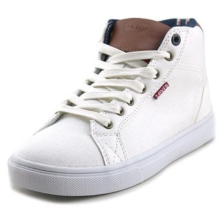 Levi's Cliff Canvas Sport Round Toe Canvas Sneakers