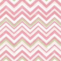 Brewster HAS47293 Susie Pink Chevron Wallpaper - Pink Chevron - N/A