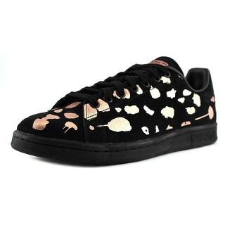 Adidas Stan Smith W Women Round Toe Leather Sneakers