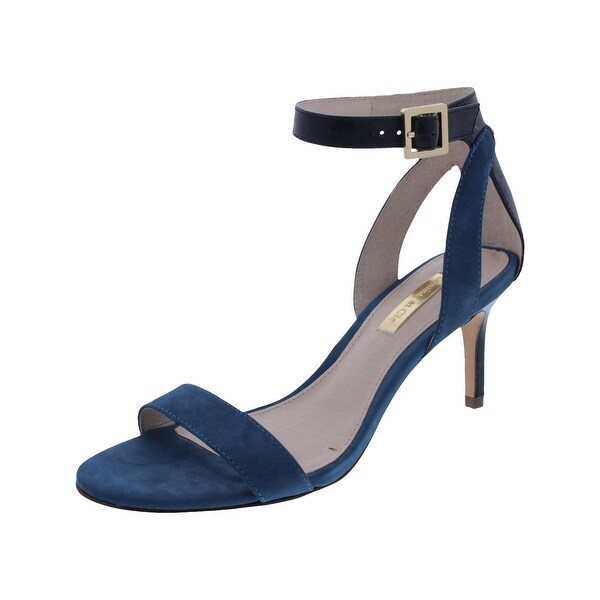 Louise Et Cie Womens Hyacinth Dress Sandals Suede Open Toe - 5.5 medium (b,m)