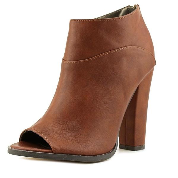 Michael Antonio John Women Cognac Boots