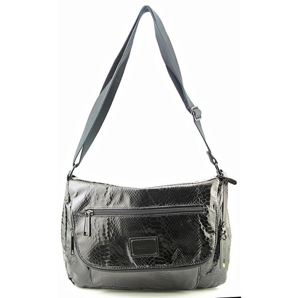 1c464ea4441a Rosetti Cool And Collected Large Crossbody Women Synthetic Messenger - Black