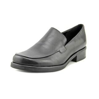 Franco Sarto Bocca Round Toe Leather Loafer