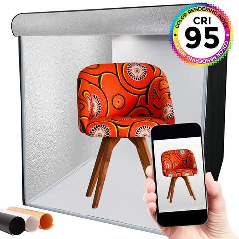Phomito Light Box Tent Booth for Product Photography