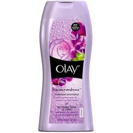 OLAY Luscious Embrace Cleansing Bodywash 23.60 oz