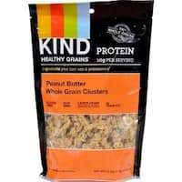 Kind Fruit and Nut Bars - Healthy Grains Peanut Butter Whole Grain Clusters ( 6 - 11 OZ)