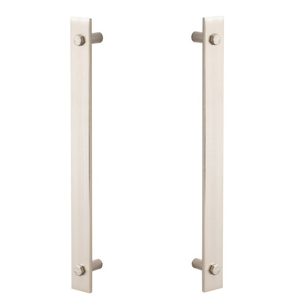 Miseno Barn Md2 14 Tall Sliding Door Back To Handle Pulls N A Free Shipping Today 23097722