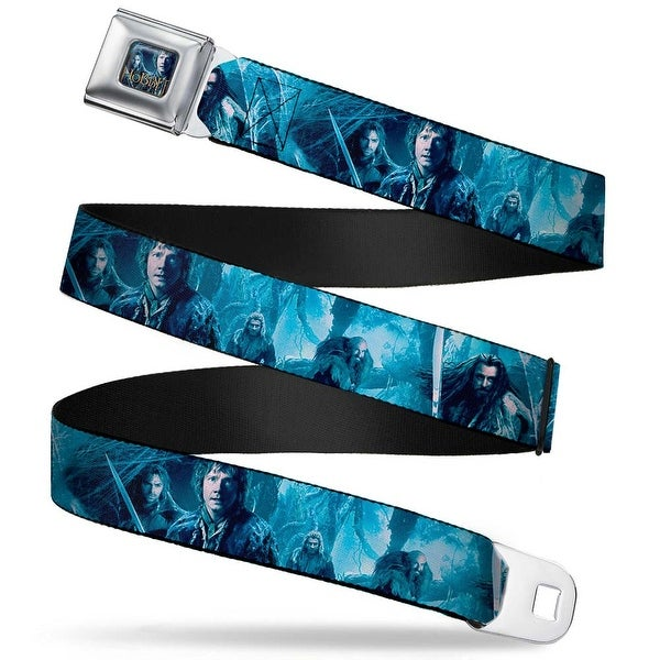 The Hobbit The Desolation Of Smaug Scene Kili Bilbo Full Color The Hobbit Seatbelt Belt