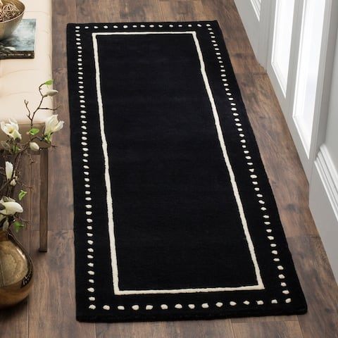Safavieh Handmade Bella Alverta Border Wool Rug