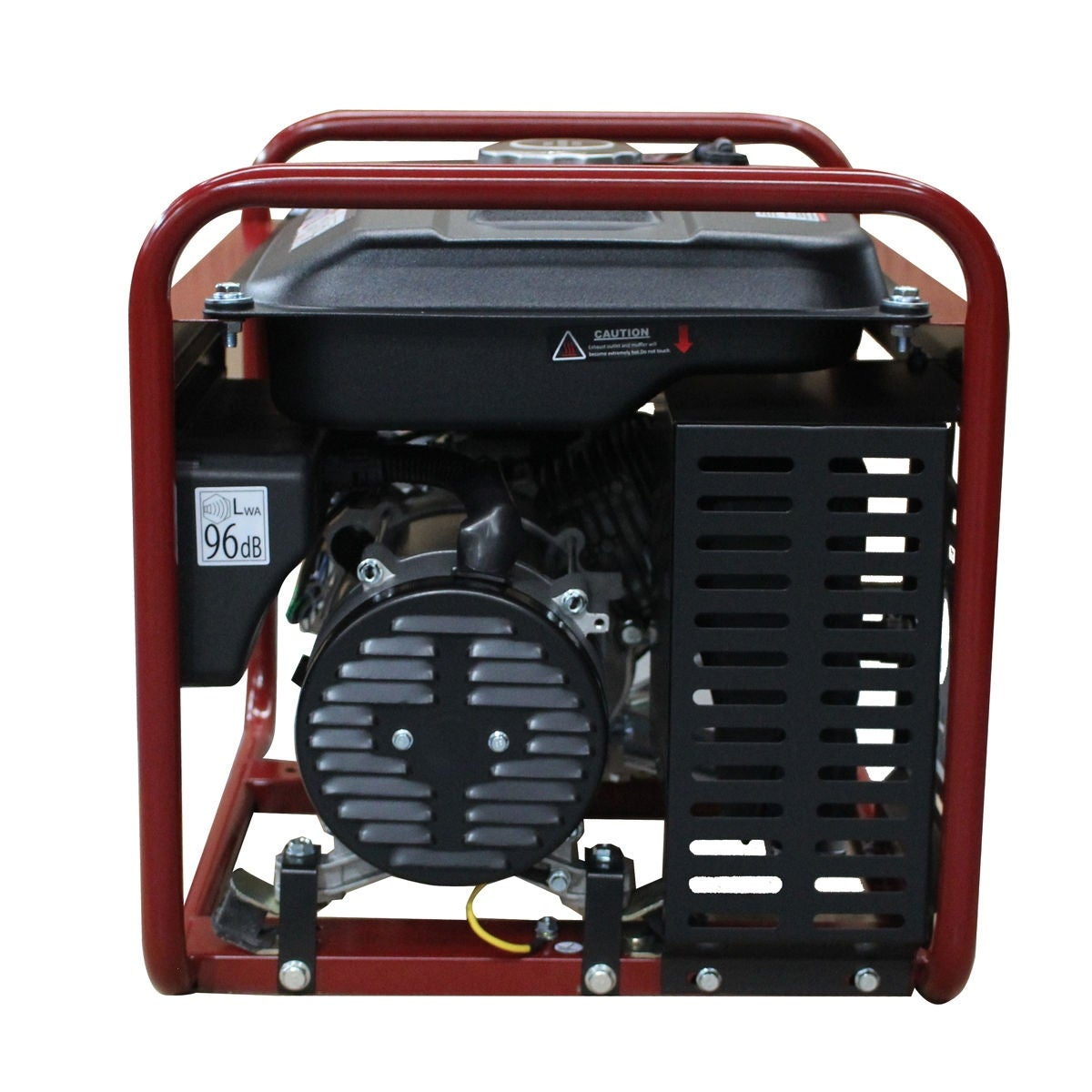 Wondrous Costway 4000W Gasoline Generator 4 Stroke 208Cc Air Cooled Gas Powered Portable Epa As Pic Download Free Architecture Designs Scobabritishbridgeorg