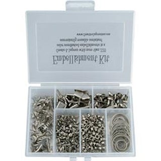 Pewter - Embellishment Kits