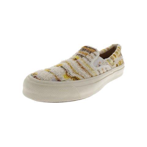 Converse Mens Deckstar Slip Casual Shoes Knit Low Top