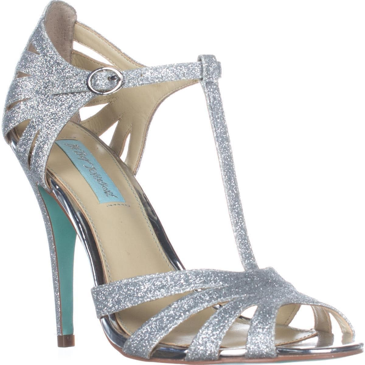 Women's Silver ShoesFind Johnson Deals Betsey Great 6Yvf7gby