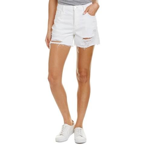 J Brand Ivy Distract High-Rise Short