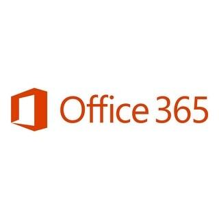Microsoft Office 365 Home Premium 32/64-bit 1 Year Personal License English 1 Users, PC/Mac Key Card