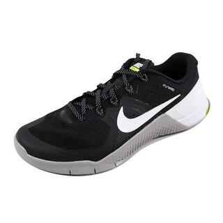 Nike Men's Metcon 2 Black/Black-Cool Grey-Volt 819899-001 (2 options available)