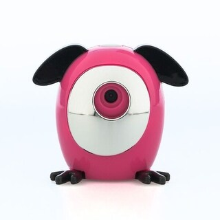Wowwee 1408 Snap Pets Mini Bluetooth Camera, Pink/Black Rabbit