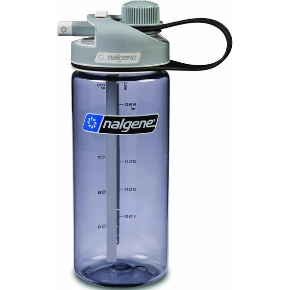 Nalgene Tritan Multidrink 20 oz. Water Bottle - Gray
