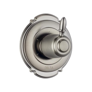 Delta T11855  Victorian Three Function Diverter Valve Trim - Two Independent Positions, One Shared Position