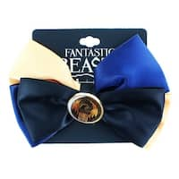 Fantastic Beasts And Where To Find Them Crest Hair Bow - Multi