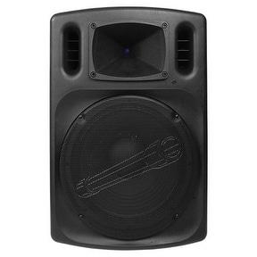 "Audiopipe 15"" Professional Loudpeaker Bluetooth FM Tuner USB/SD Remote"