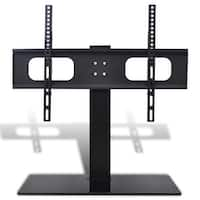 "vidaXL TV Bracket with Base 23.6 x 15.7"" for 32 - 70"" TV's"