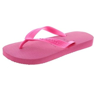 Havaianas Girls Textured Youth Girls Flip-Flops - 2