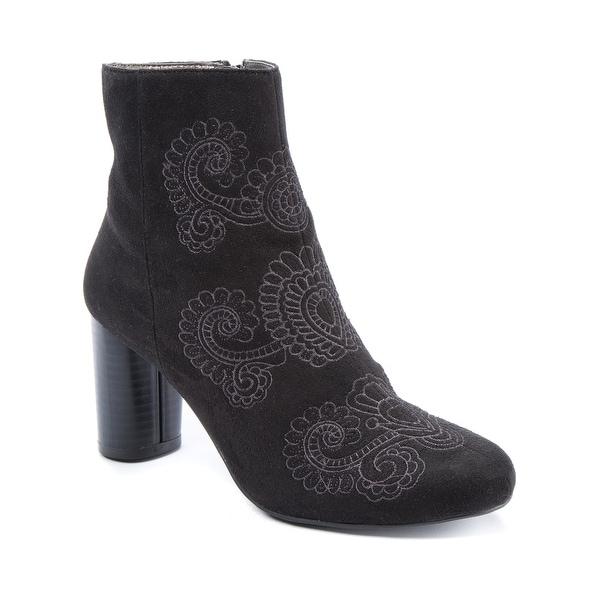Andrew Geller Jural Women's Boots Black