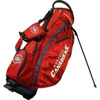 Montreal Canadiens Golf Fairway Stand Bag - 14428