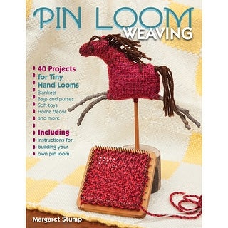 Stackpole Books-Pin Loom Weaving