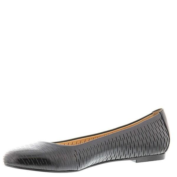 afc7423f0fb Shop Walking Cradles Womens blaire Round Toe Slide Flats - Free ...