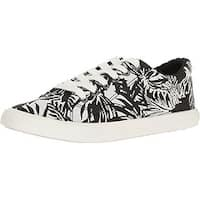 Rocket Dog Womens Campo Beach Canvas Low Top Lace Up Fashion Sneakers