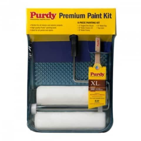 Purdy 14C811000 Premium Professional Paint Kit, 6-Piece