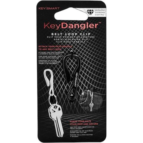 Keysmart Key Dangler Belt Loop Clip - Midnight Diamond - One Size